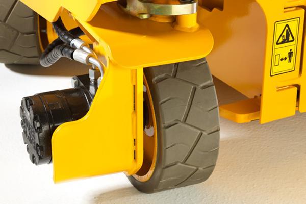 Proteção do motor de deslocação